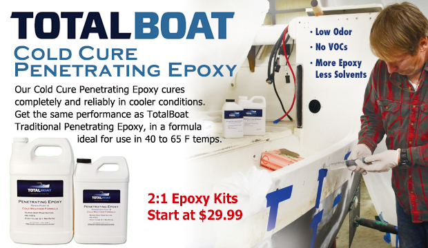 Cold Cure Epoxy