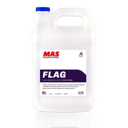 MAS FLAG Epoxy Resin Gallon size
