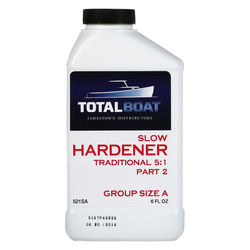 TotalBoat 5:1 Slow Hardener Group Size A