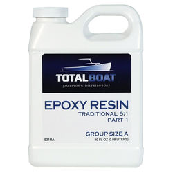 TotalBoat Traditional 5:1 Epoxy Resin