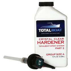 TotalBoat Crystal Clear Epoxy Hardener Group Size A