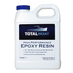 TotalBoat Epoxy Resin Group Size A Quart