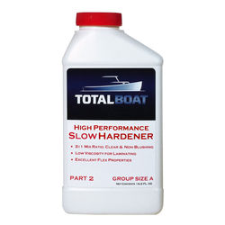 TotalBoat High Performance Epoxy Slow Hardener Group Size A Pint