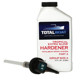 TotalBoat Tropical Hardener Group Size A