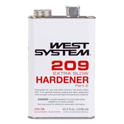 WEST System 209 Tropical Hardeners