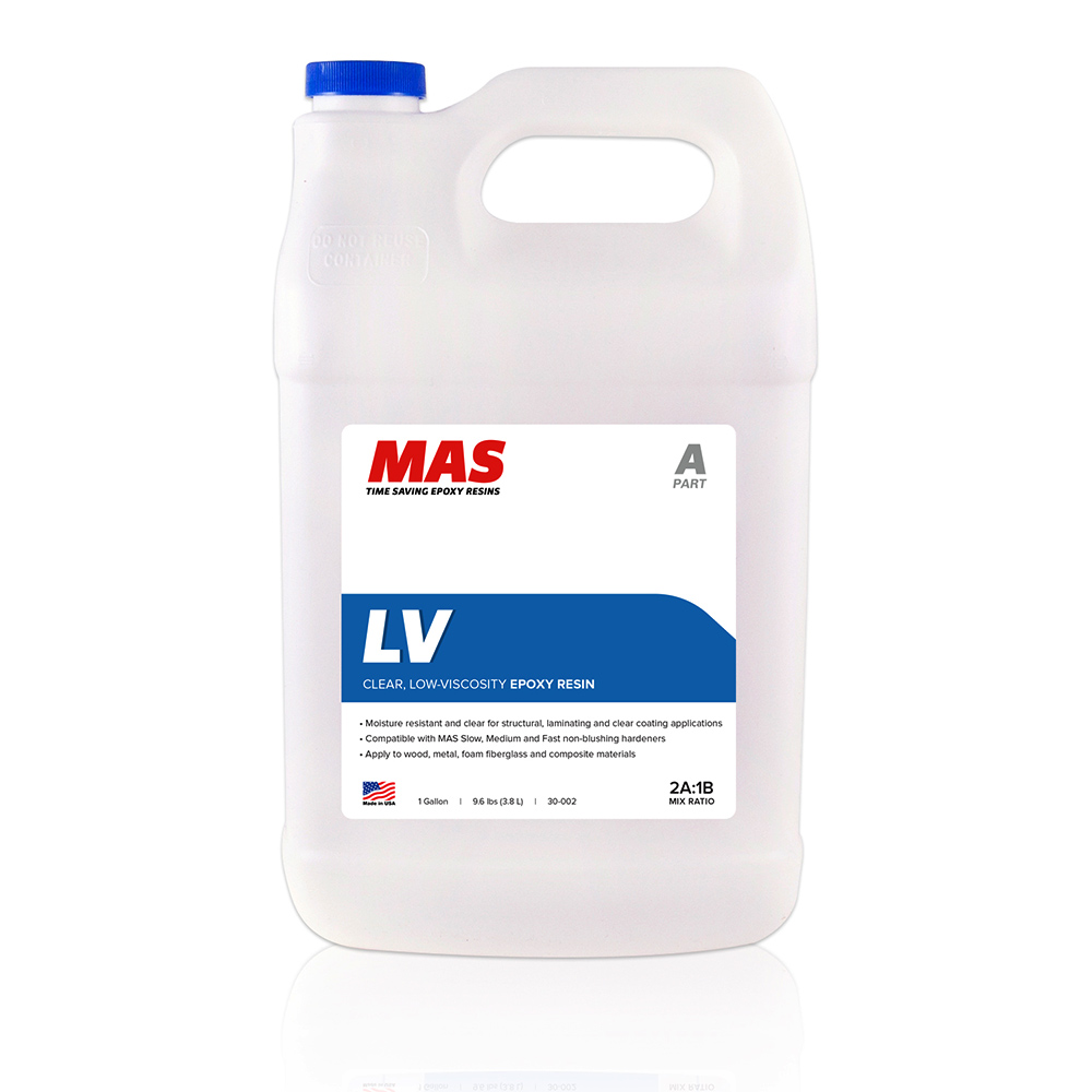 MAS Low Viscosity Epoxy Resin