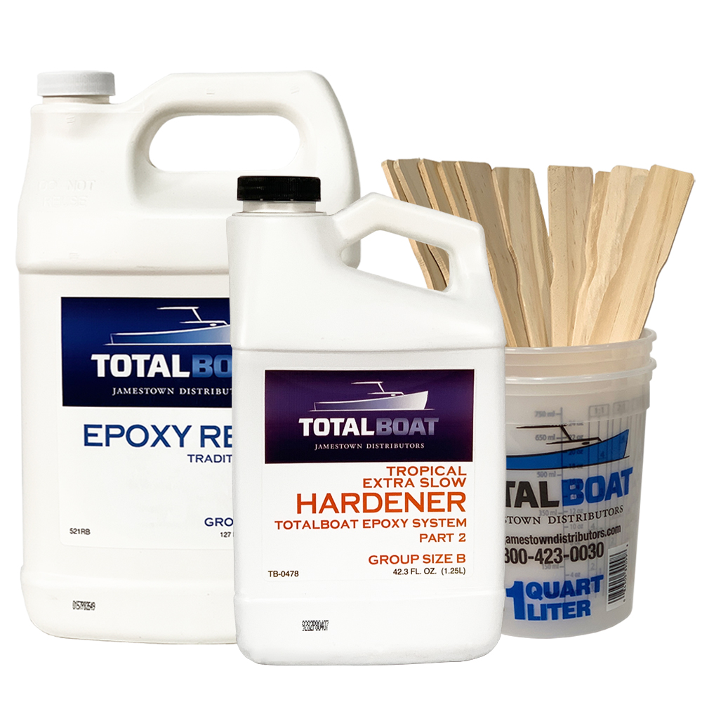 TotalBoat Tropical Epoxy Kits