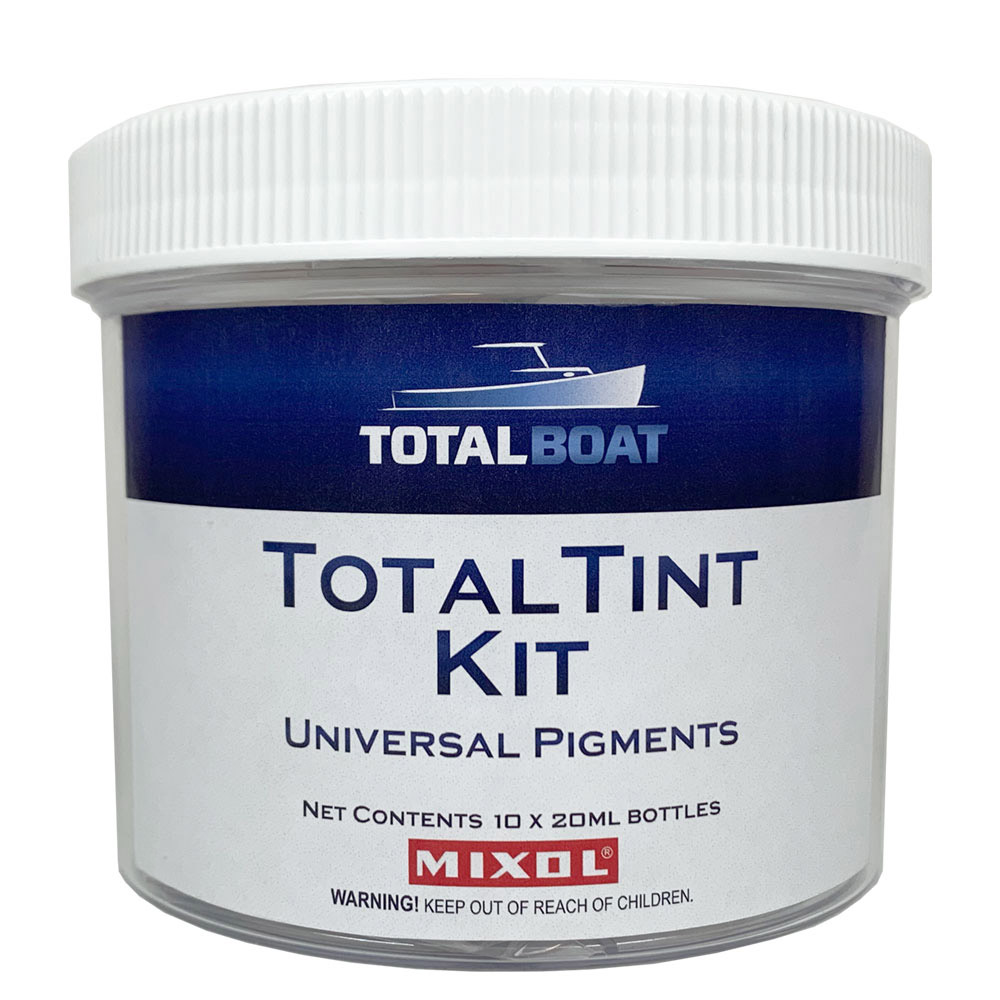 TotalBoat TotalTint Mixol Universal Pigments Kit