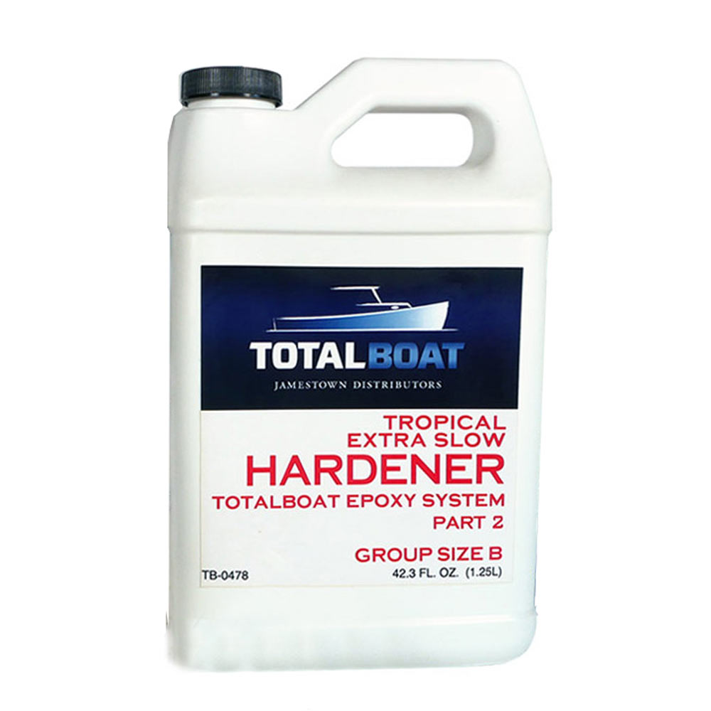 TotalBoat Tropical Hardener Group Size B