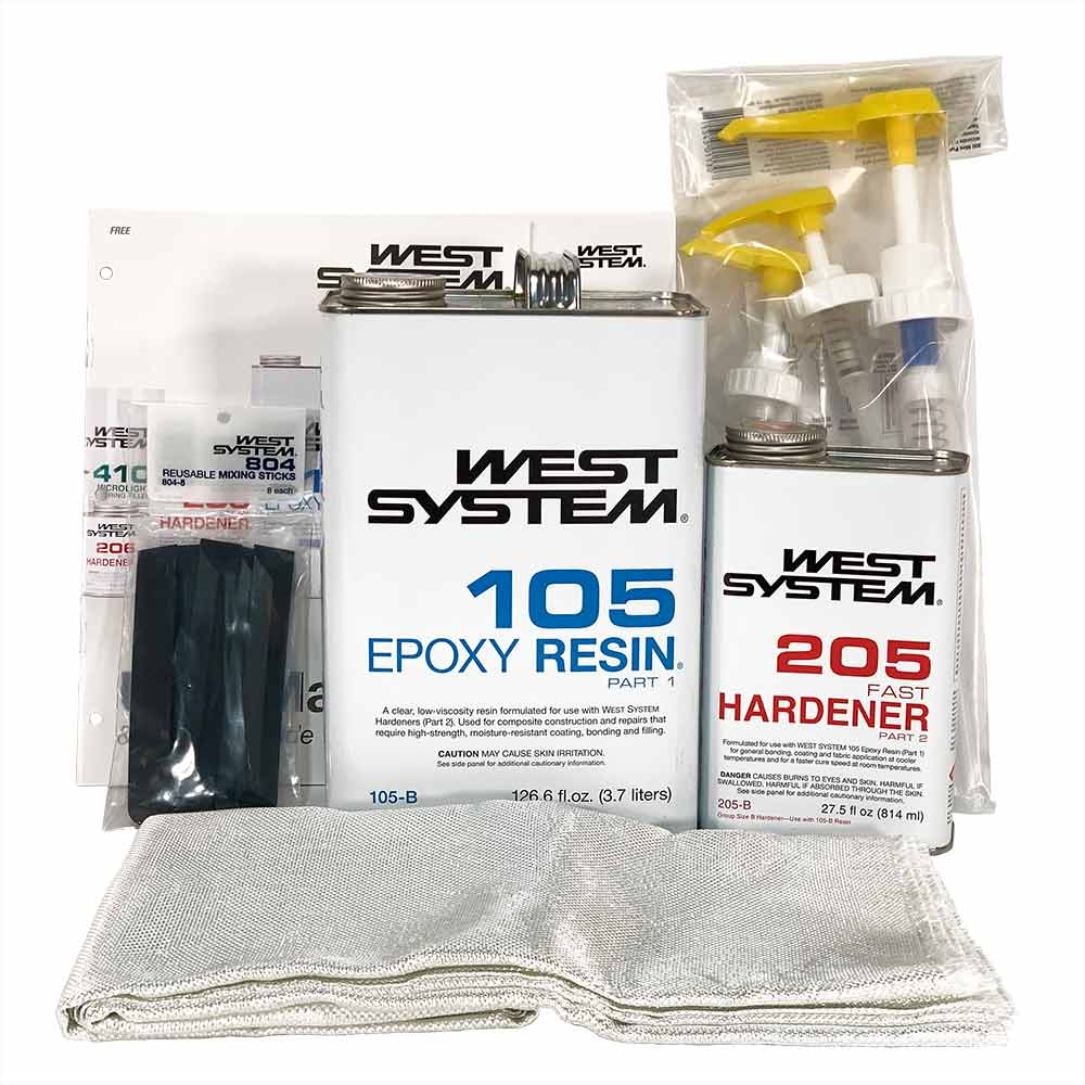 WEST System Epoxy Kit