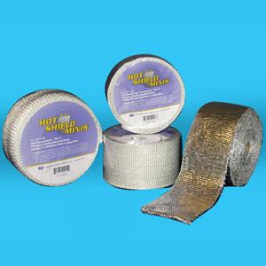 Hotshield Minis Fiberglass Muffler / Manifold Wrap
