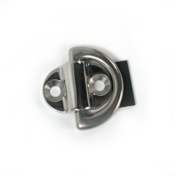 Suncor Heavy Duty Stainless Folding Pad Eyes