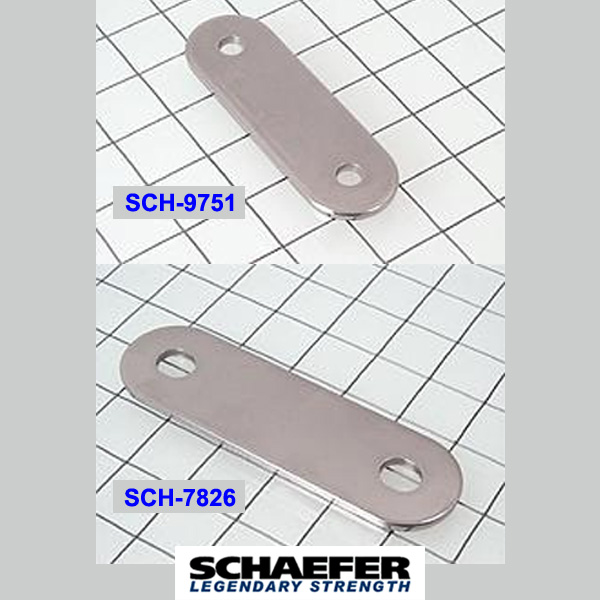 Schaefer Backing Plates