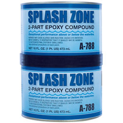Pettit Splash Zone Compound Kit