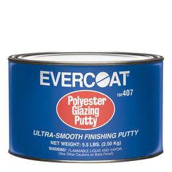 Evercoat Marine Polyester Glazing Putty