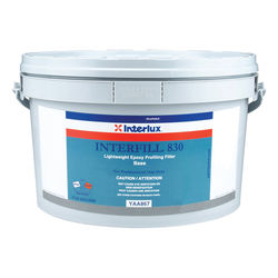 Interlux Interfill 830 Fast Cure Epoxy Profiling Filler Base