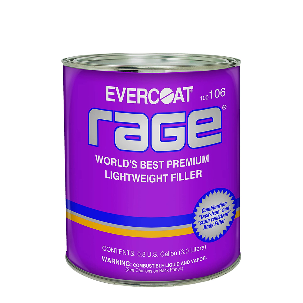 Evercoat Rage Light Weight Body Filler