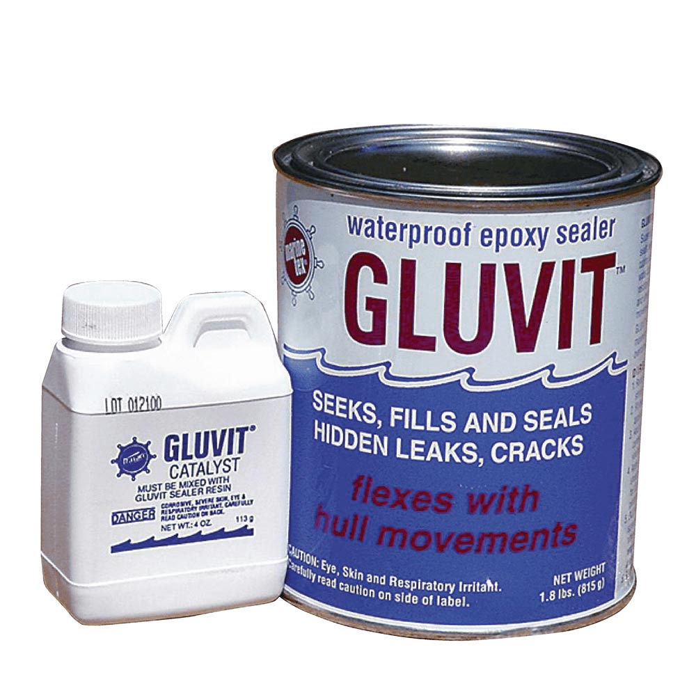 Marine-Tex Gluvit Epoxy Water Sealer