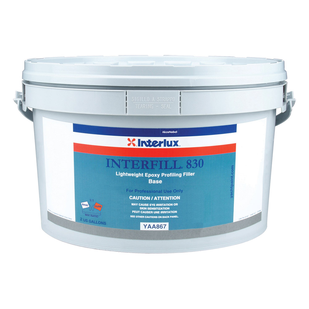 Interlux Interfill 830 Fast Cure Epoxy Profiling Filler