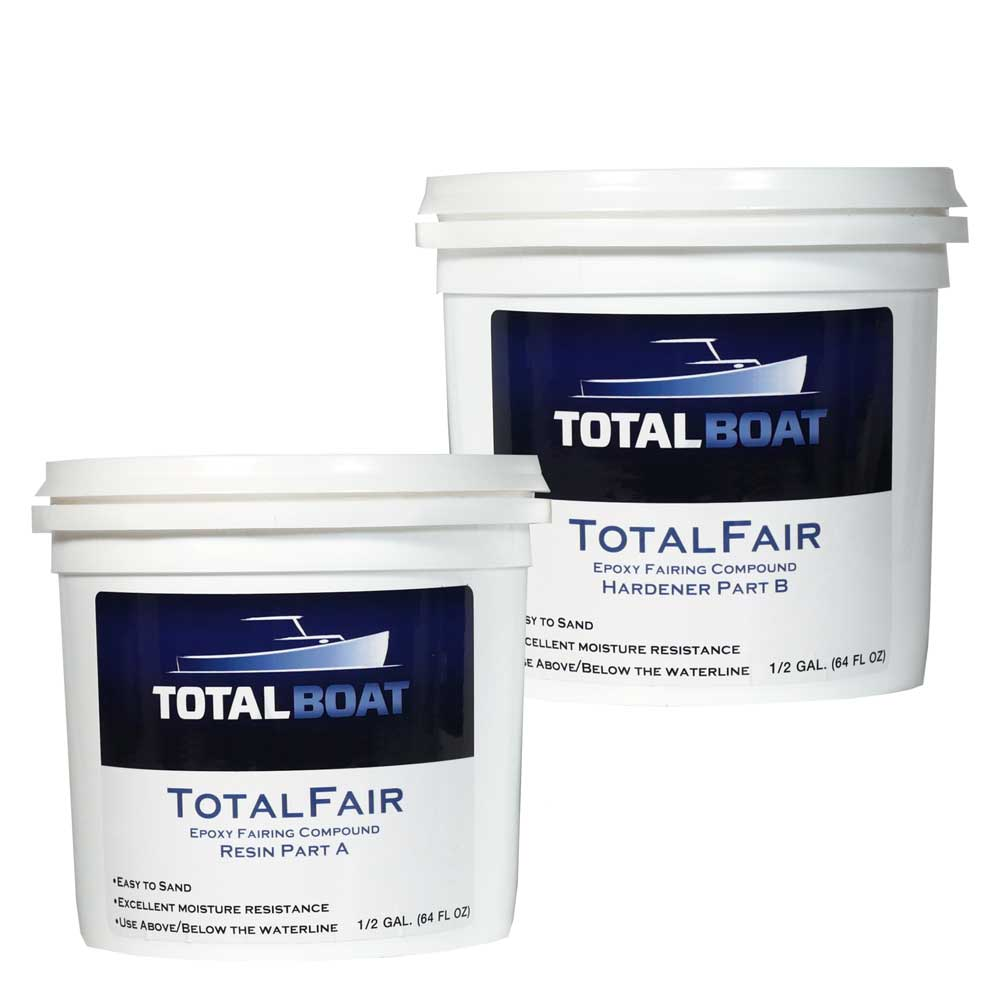 TotalBoat TotalFair Epoxy Fairing Compound