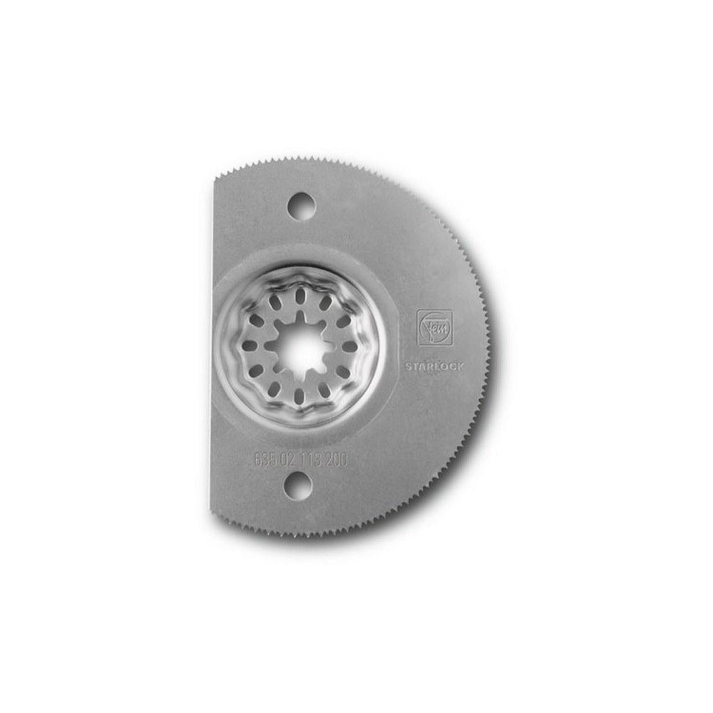 Fein Starlock Flush Cut Wood Segment Blade 3-3/8 inch Diameter