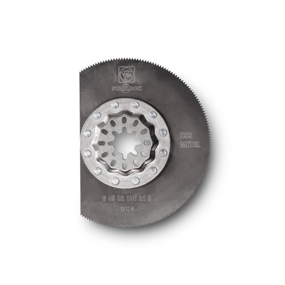 Fein Starlock HSS Segment Saw Blade 3-3/8 inch Diameter