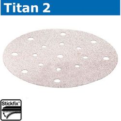Festool StickFix Titan 2 6 inch Discs for RO 150 and ETS 150 Sanders