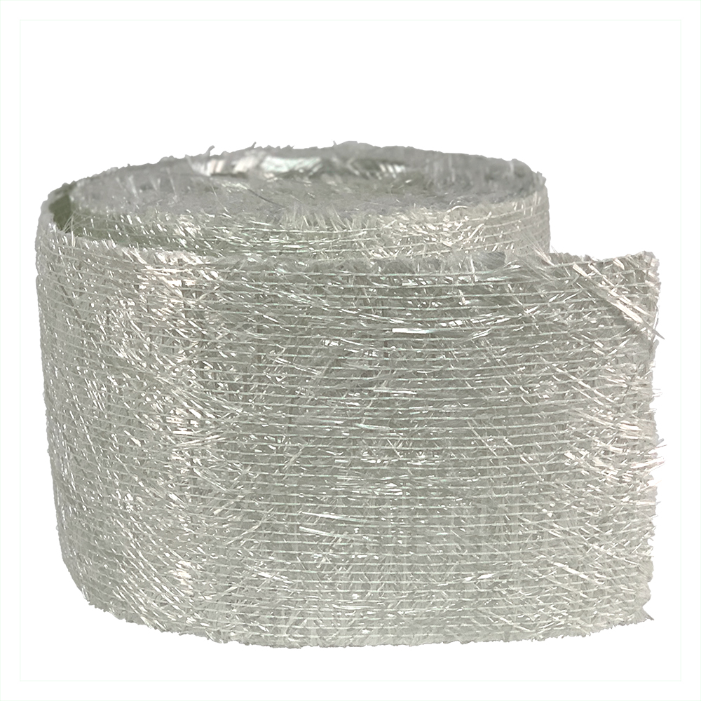 Fiberglass Biaxial Cloth Tape - 4 inches Wide