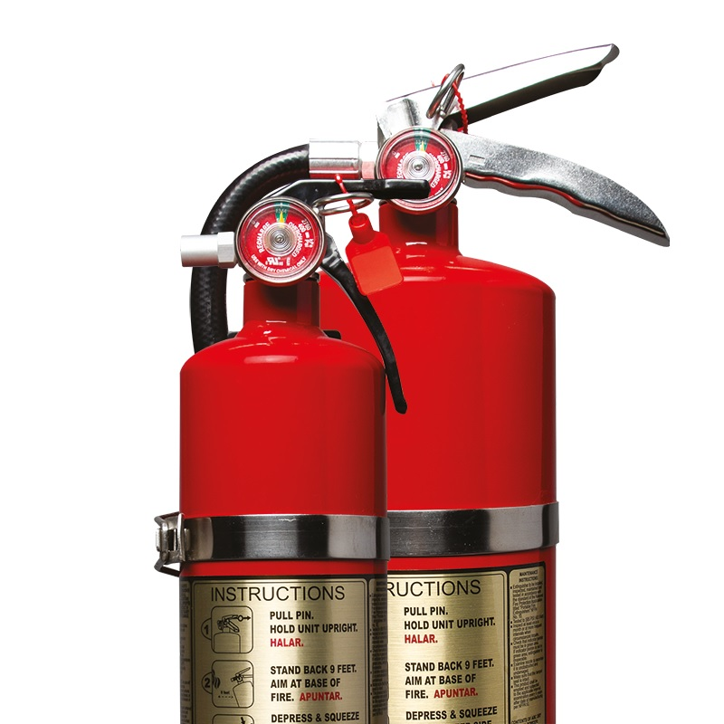 Fireboy Portable Extinguishers