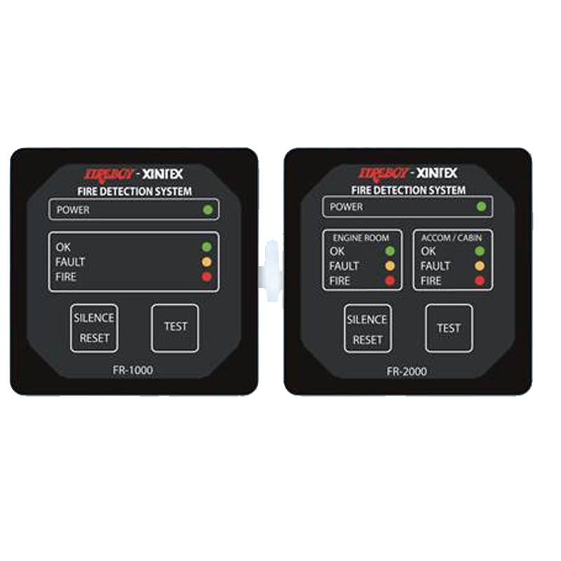 Fireboy-Xintex FR 1000-2000 Series Fire Detection System