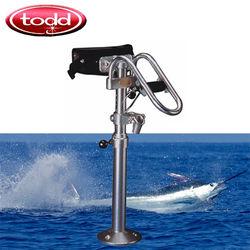Todd Battle Station Fishing Pedestal