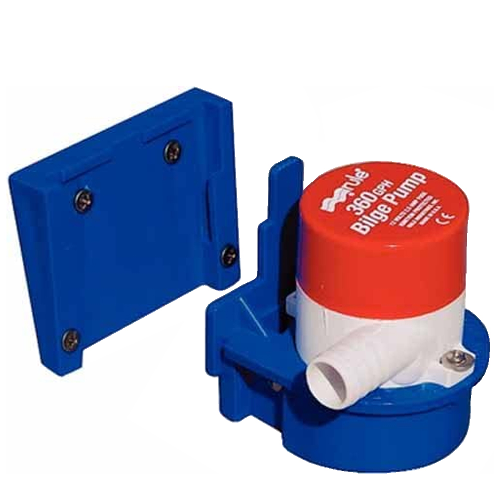 Rule Transom Mount Livewell Pumps