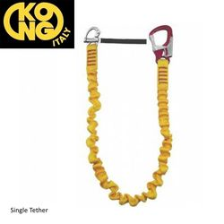 Kong ISAF Approved Safety Harness Tethers - Single Tether