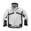Gill KB1 Racer Jacket in Silver/Grey