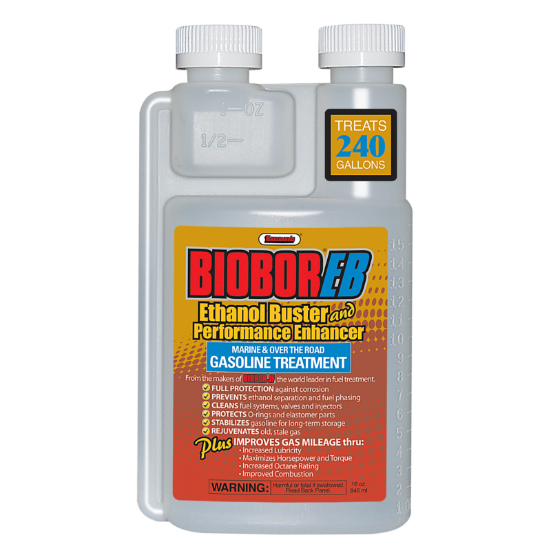 Biobor EB Ethanol Treatment for Gasoline
