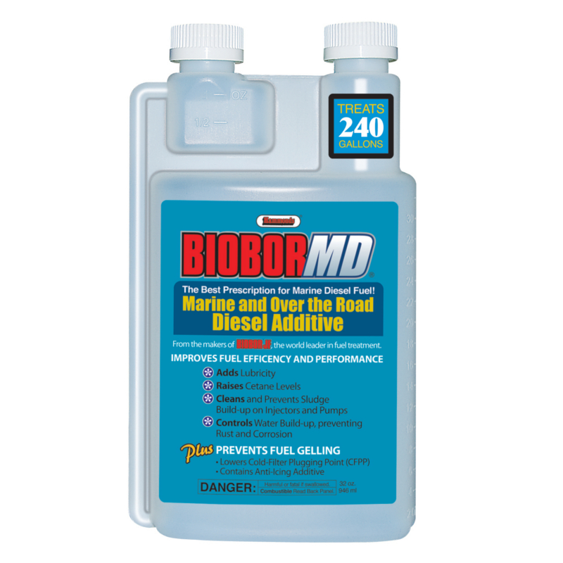 Biobor MD Marine Diesel Fuel Additive