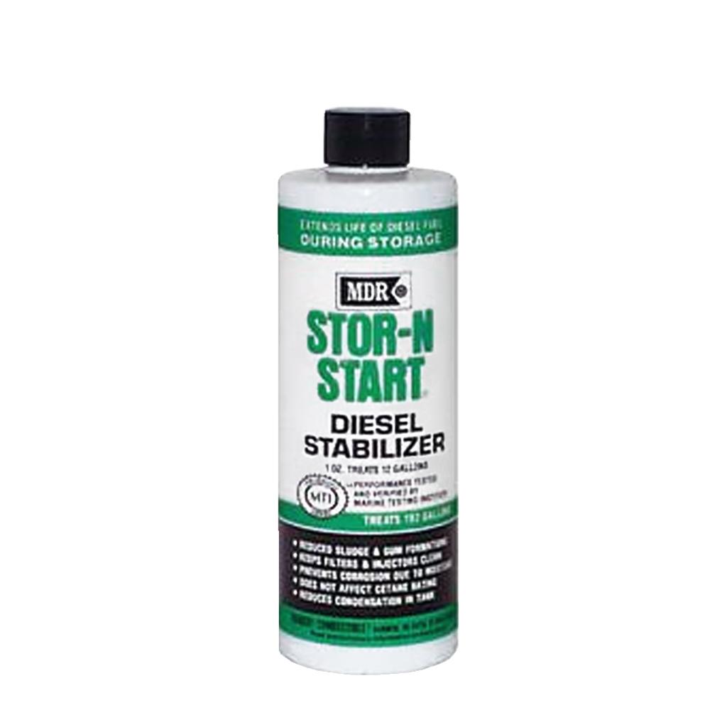 MDR Stor-N-Start Diesel Fuel Stabilizer
