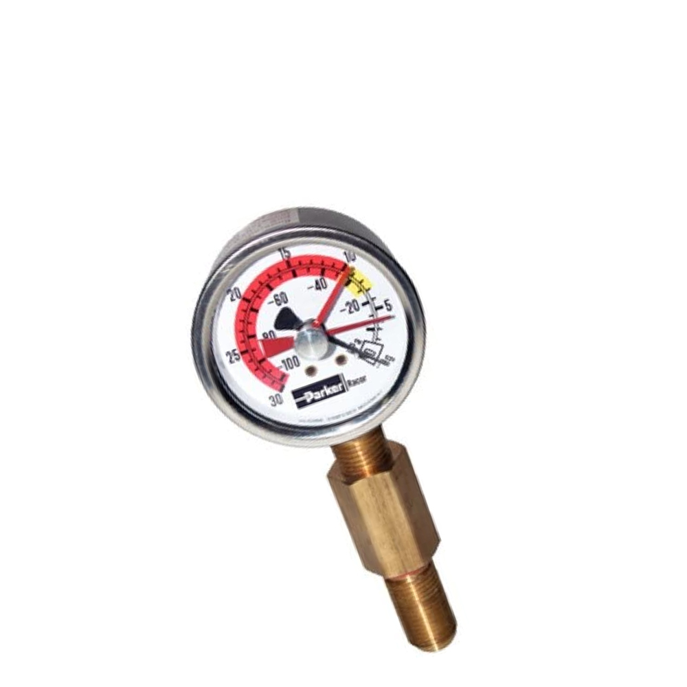 Racor T-Handle Vacuum Gauge Kit
