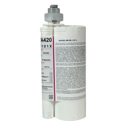 Plexus AO 420 High Strength Fast Cure Adhesive Back