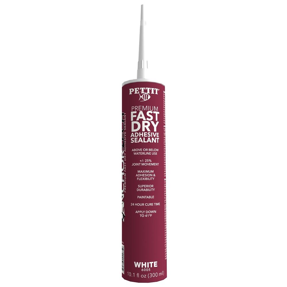 Pettit Anchortech Premium Fast Dry Adhesive Sealant