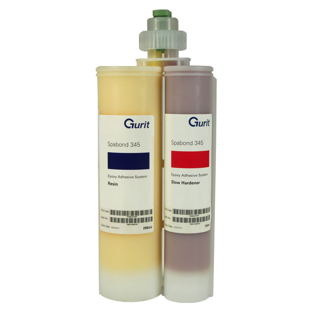 Gurit SP Spabond 345 Epoxy Resin Cartridge