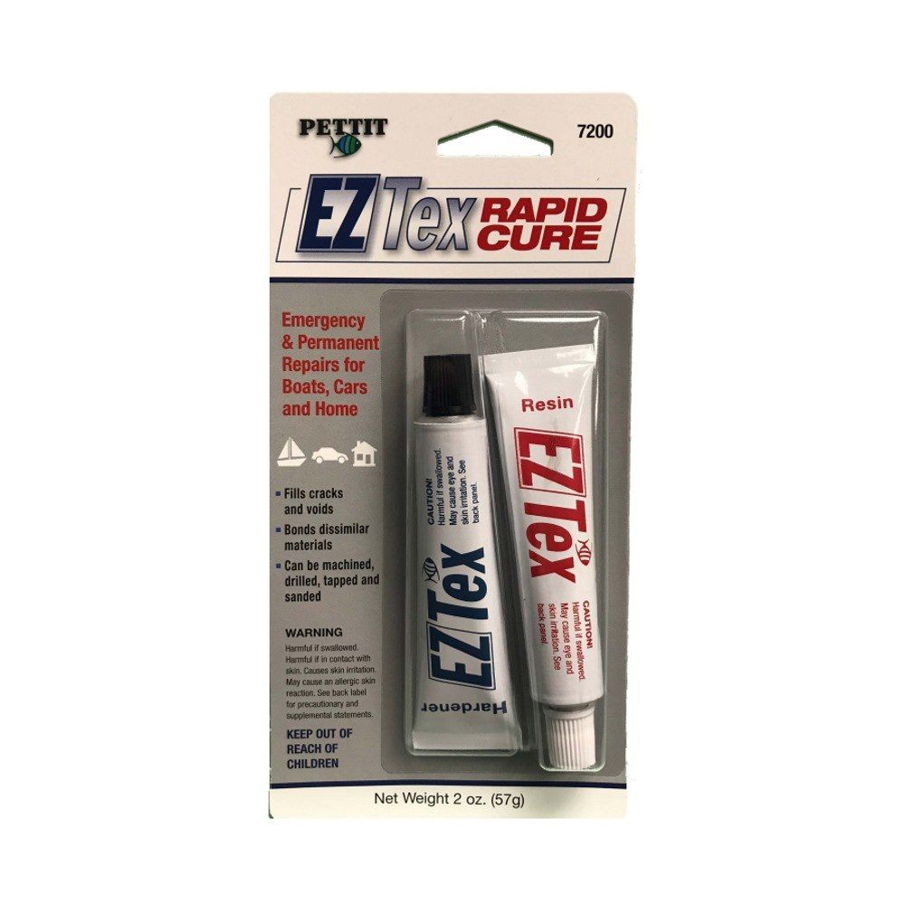 Pettit EZ-Tex Rapid Cure Marine Epoxy Repair Kit