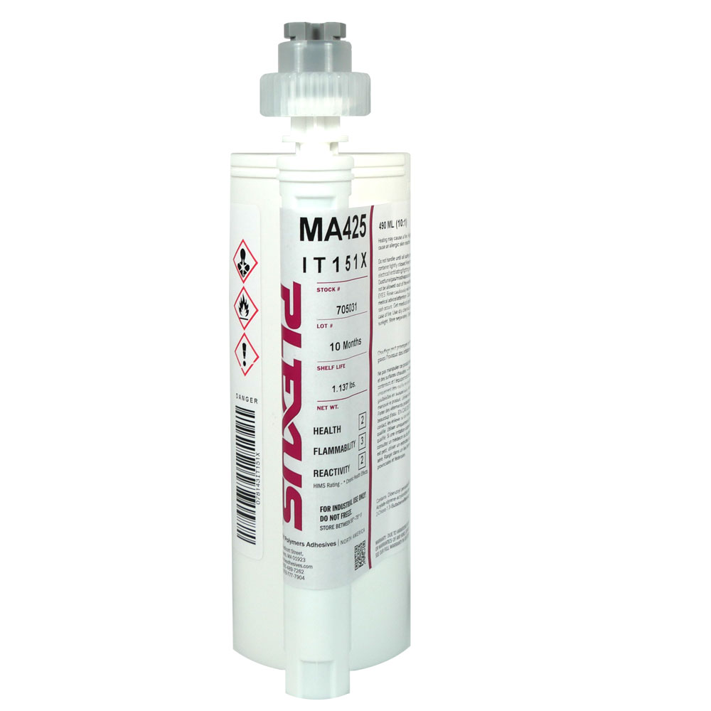 Plexus MA 425 Long Open Time All Purpose Adhesive Side
