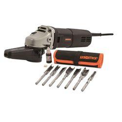 Arbortech Power Chisel includes set of 7 chisels