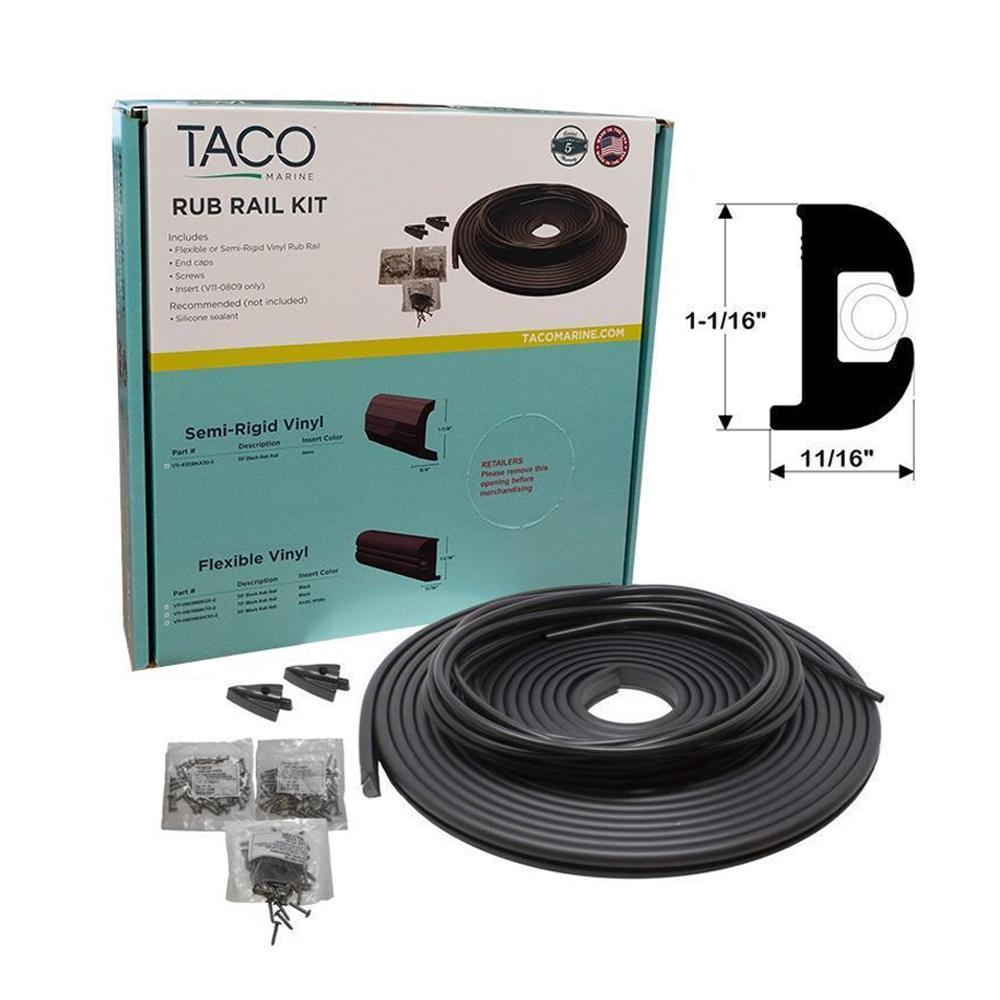 TACO Flexible Rub Rail Kit 0809