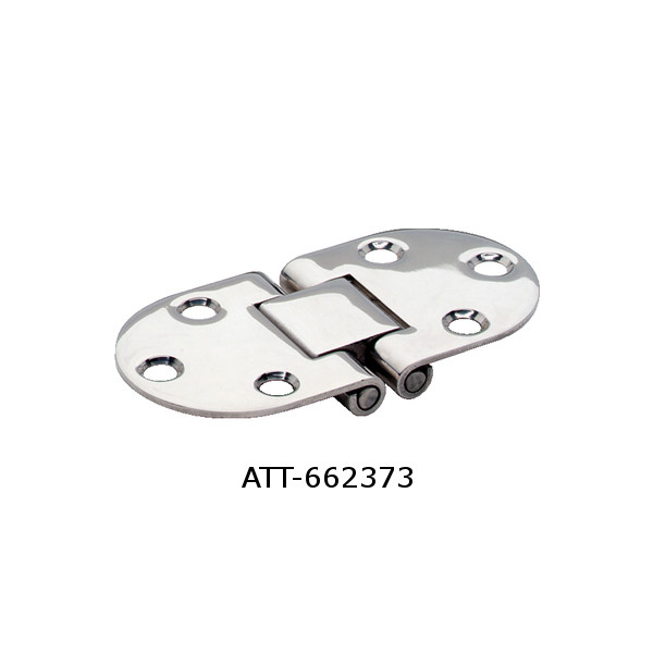 Attwood Stamped Stainless Steel Flush Hinges