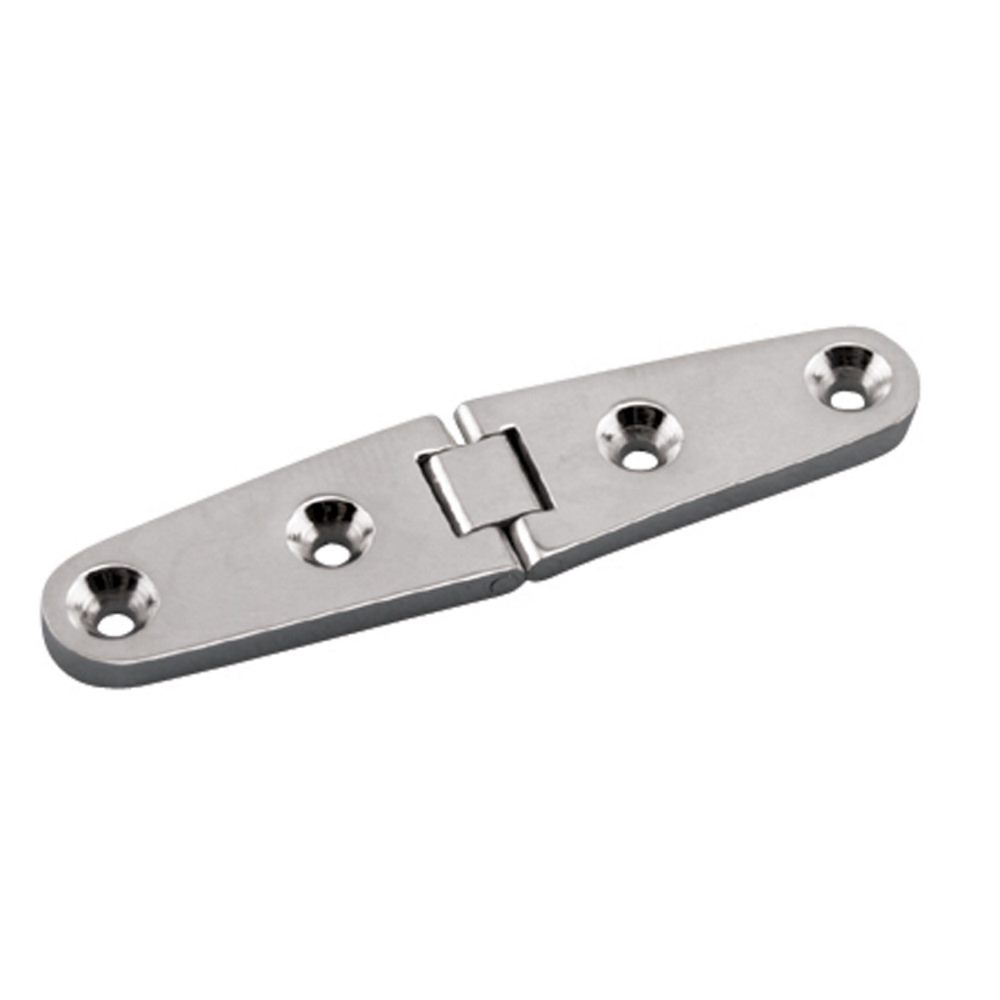 Suncor 316 S/S Heavy Duty Flush Strap Hinges