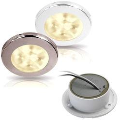 Hella 9596 Rakino Round LED Downlights