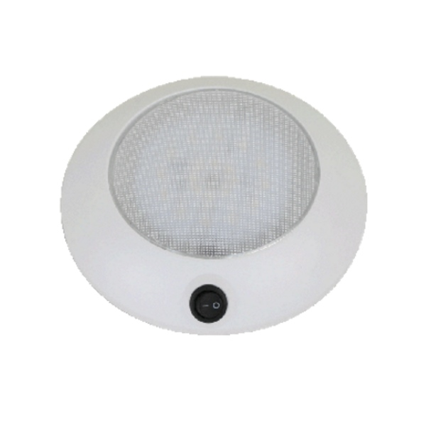 Scandvik LED Interior Dome Light with Switch