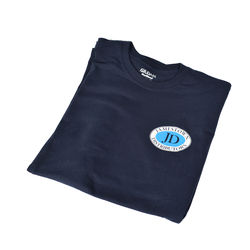 TotalBoat Apparel T-Shirt Navy Front